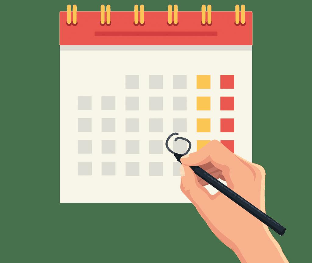 Kalendarz odbioru odpadów