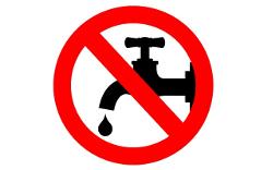 Przerwa w dostawie wody Ulkowy II